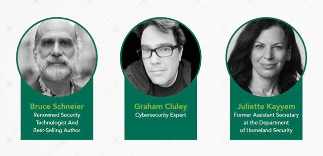 isc2 2020 Security Congress keynotes