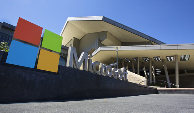 Microsoft data record exposure