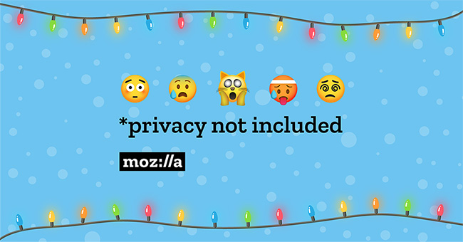 holiday gifts privacy