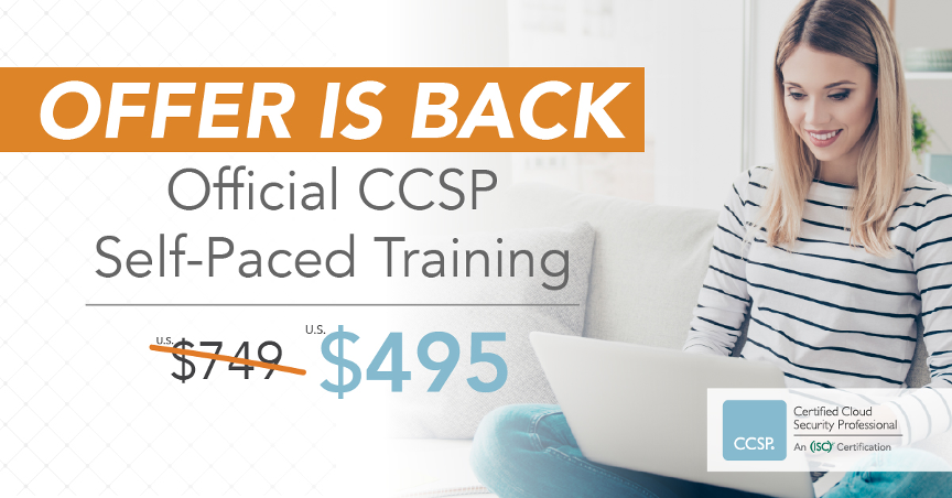 Discount on CCSP training
