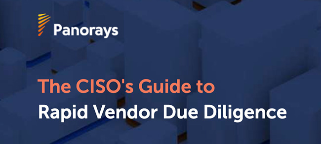 CISO's guide vendor due diligence