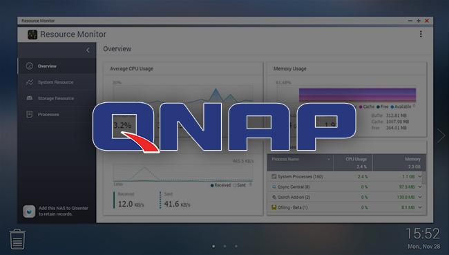 QNAP NAS malware