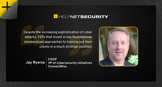 TSP cybersecurity