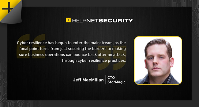 cyber resilience predictions