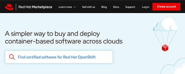 Red Hat Marketplace