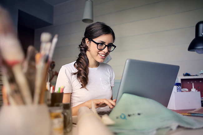small businesses remote working