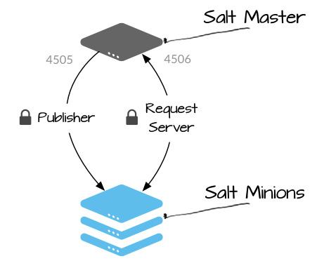 SaltStack Salt vulnerabilities