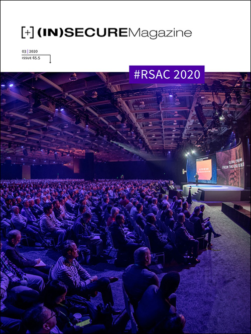 (IN)SECURE Magazine RSAC 2020