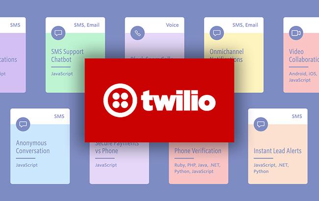 Twilio malicious SDK