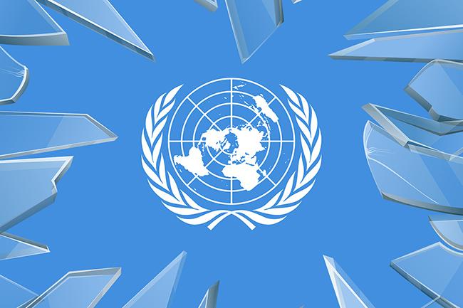 UN hacked