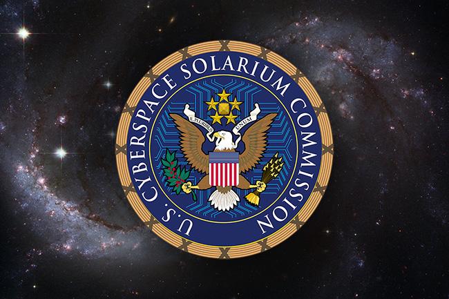 Cyberspace Solarium Commission's report