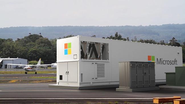 Azure Modular Datacenter