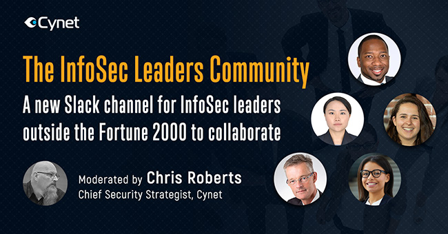 Cynet InfoSec Leaders Community