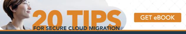 eBook secure cloud migration