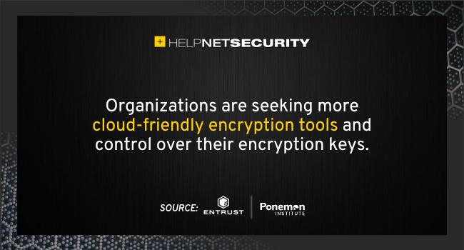 higher encryption adoption