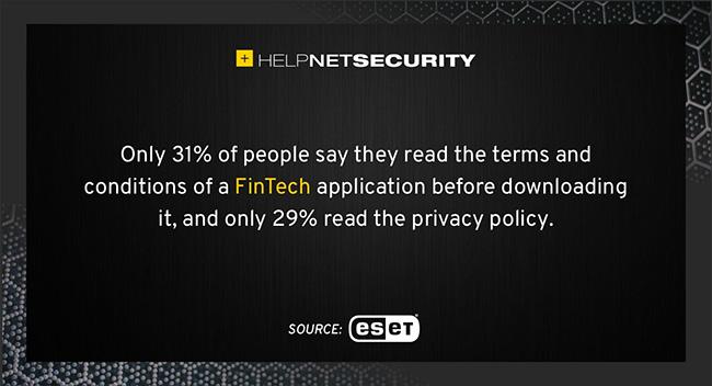 using FinTech apps