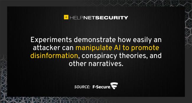 online services AI security