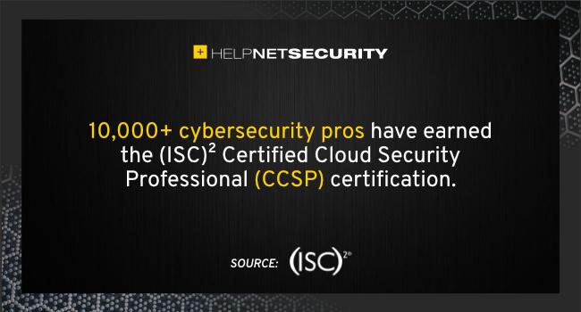 CCSP cloud security certification