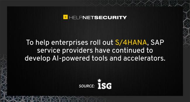 SAP S/4HANA adoption