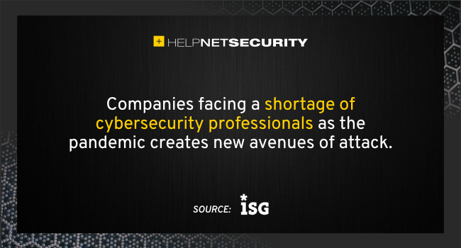 enterprises looking to cybersecurity providers