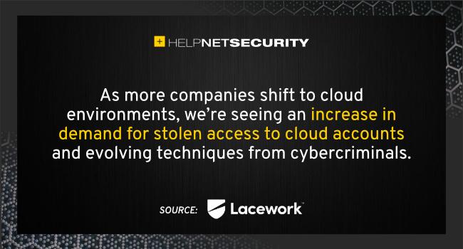 access cloud accounts