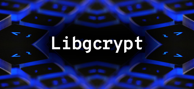 Libgcrypt vulnerability