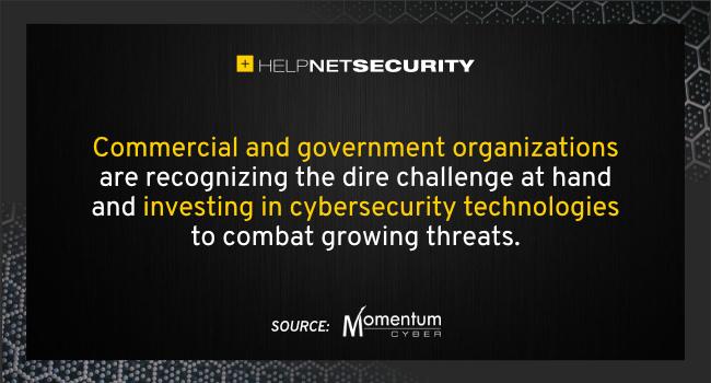 cybersecurity market threats