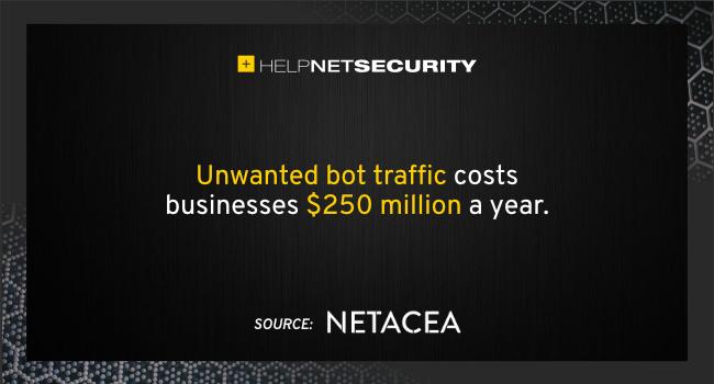 unwanted bot traffic