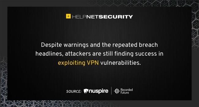 VPN attacks up