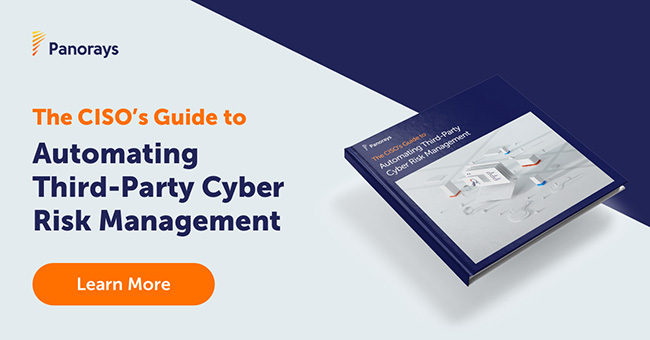 automating third-party cyber risk management
