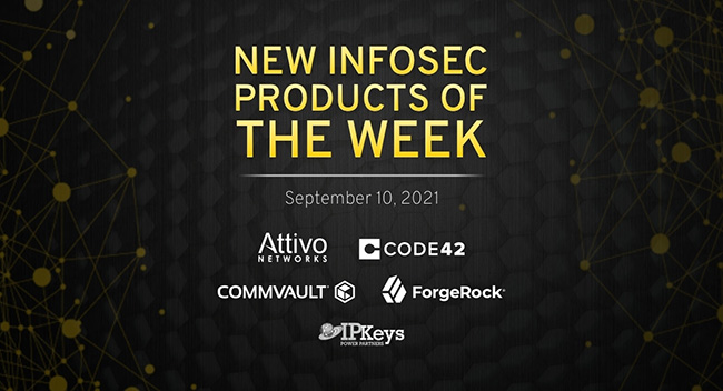 infosec products September 2021