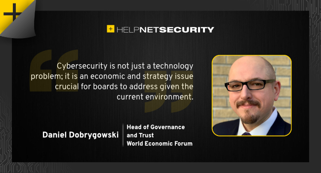 board directors cybersecurity