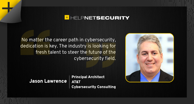 cybersecurity career