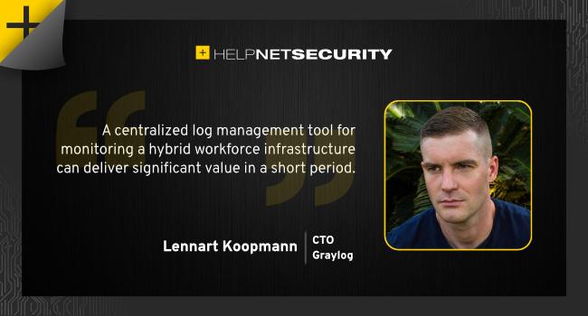 workforce log management
