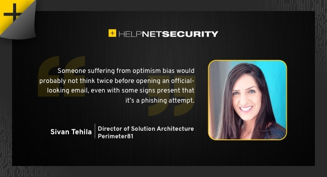 behavioral experts improving security