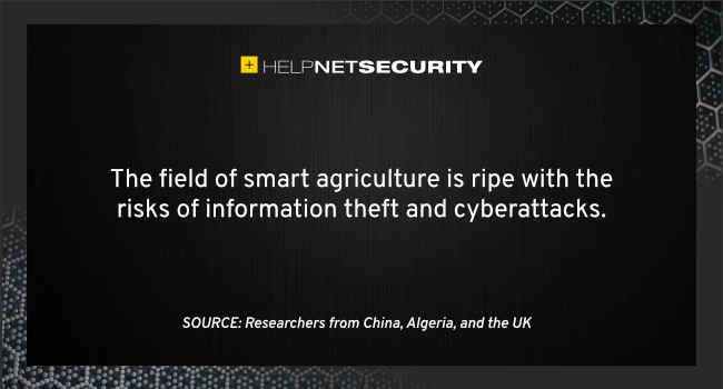agriculture security