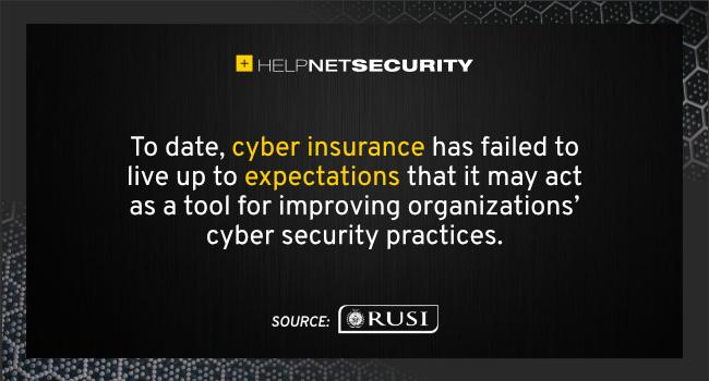 サイバー保険への期待