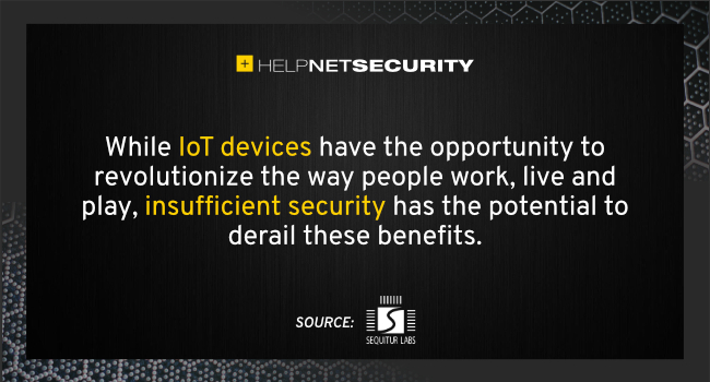 IoT market 2027