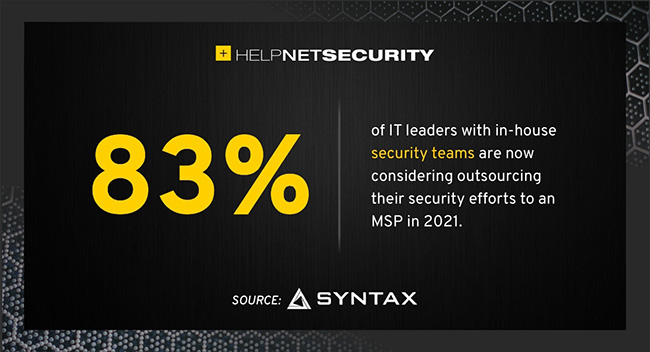 outsourcing security efforts