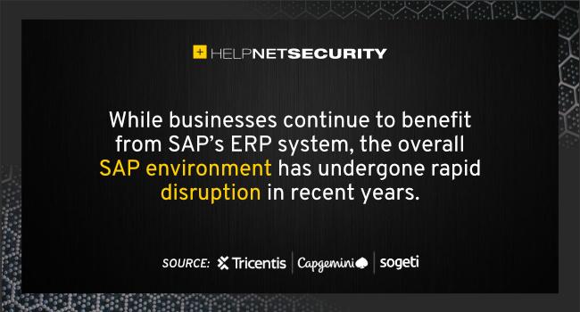 SAP challenges