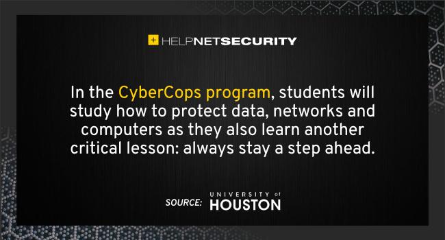 CyberCops program