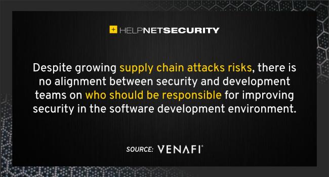 software development environment security