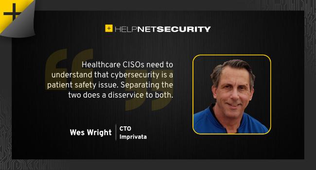 healthcare CISOsS